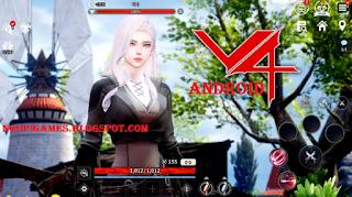 Game V4 MMORPG APK Open World for Android