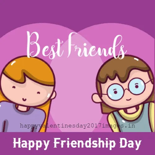 Friendship day Images in Cartoon