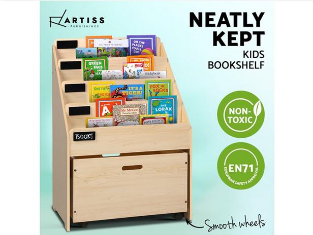 KIDS-BOOK-SHELF-ARTISS