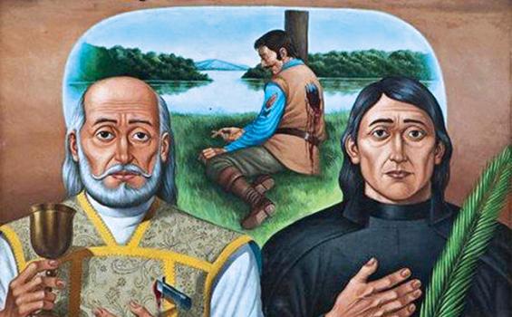 Santo André de Soveral,SJ