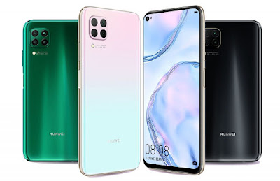 Huawei Nova 6 SE with Kirin 810 Launched