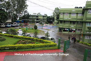 PACHHUNGA UNIVERSITY COLLEGE INTAN DAN