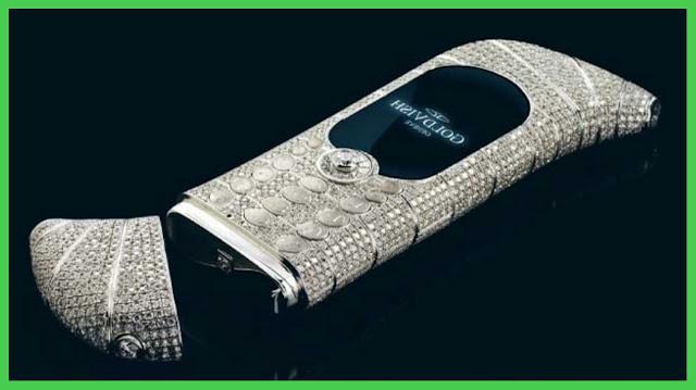 Goldvish Le Million - Top ten most expensive phones