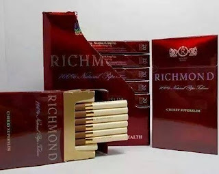 Thuốc lá Richmond cherry superslim