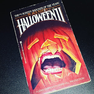 13 Reads of Horror! - Halloween II by Jack Martin
