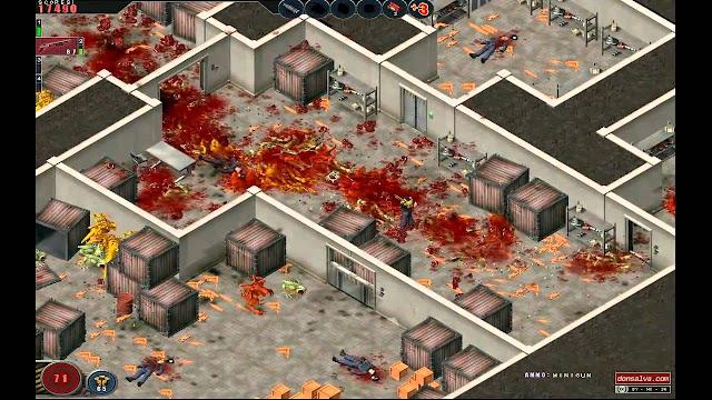 تحميل لعبة Alien Shooter كاملة