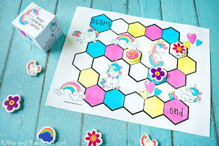 free printable unicorn games