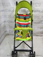 Kereta Bayi LightWeight BABYELLE S210 Vivo Buggy - Green
