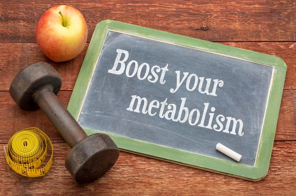 Metabolism-boosting ability
