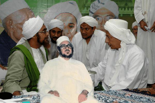 Inilah 95 Nama Guru Habib Luthfi bin Yahya yang Musti Anda Tahu