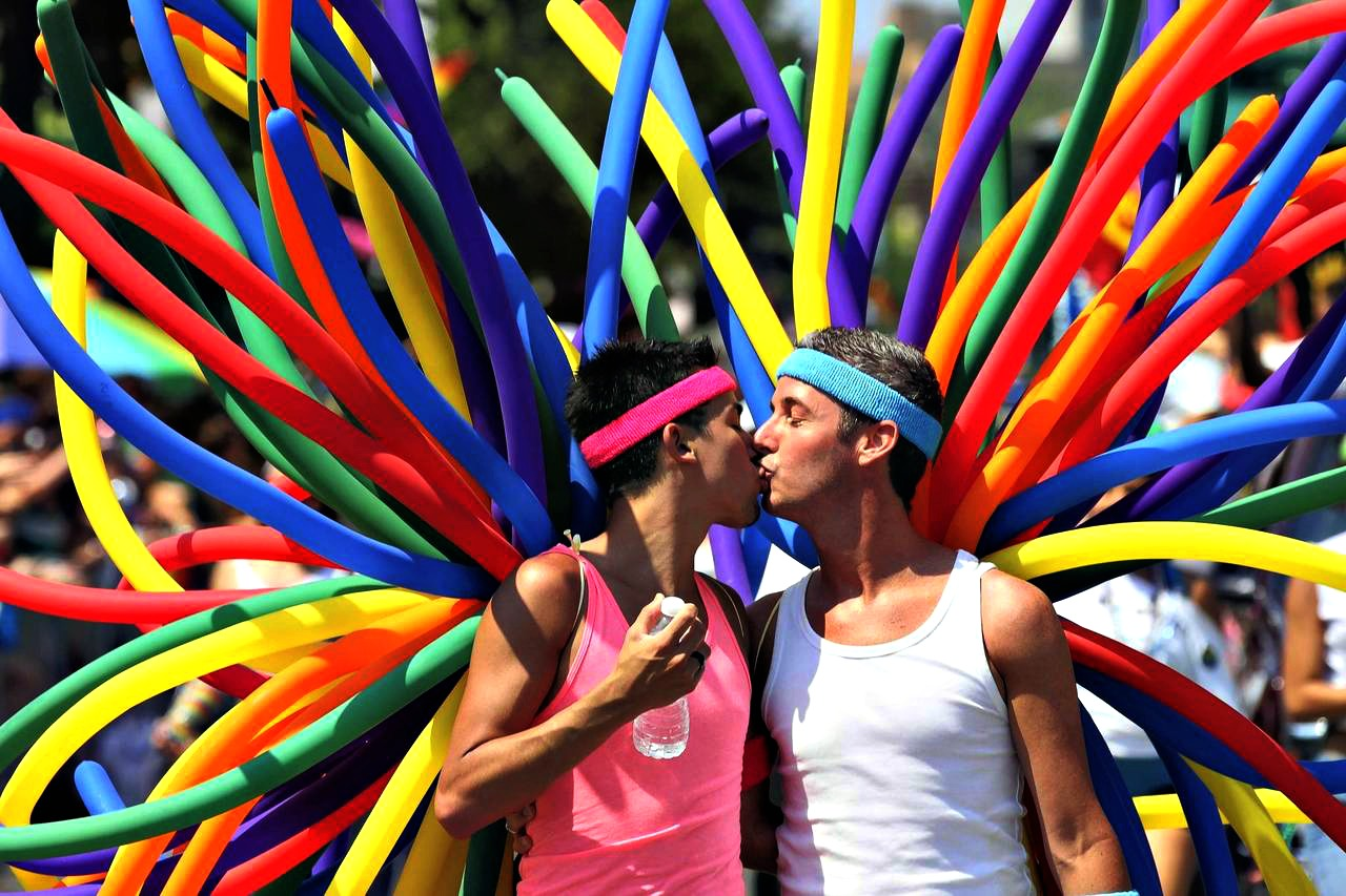 Gay pride twitter backgrounds