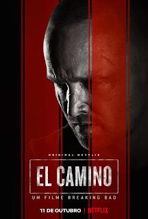Primeiro Trailer e Poster Para El Camino: Um Filme Breaking Bad