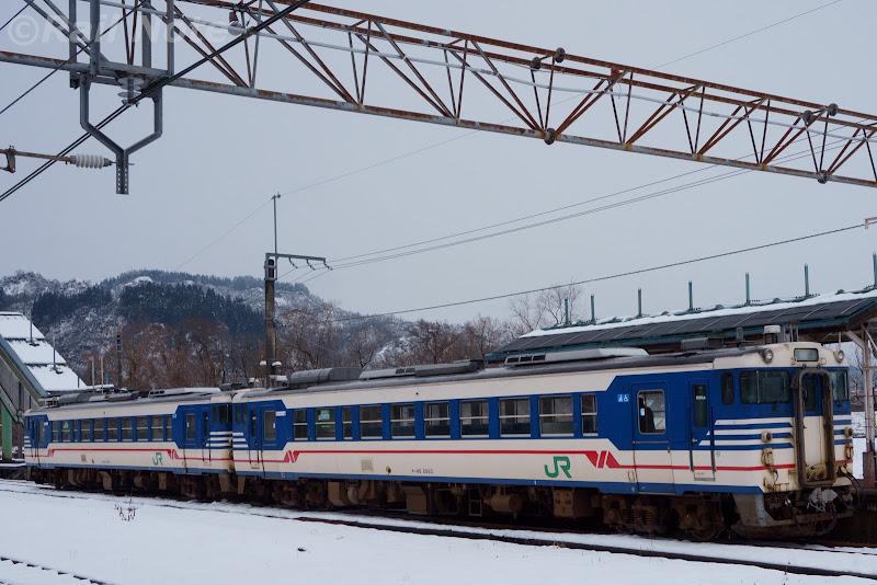 JR東日本キハ40系2000番台