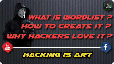 what is wordlist - noob-hackers