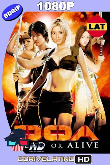 DOA: Vivo o Muerto (2006) BDRip 1080p Latino-Ingles MKV