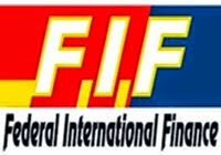 Logo PT. Federal Internasional Finance (FIF Group)