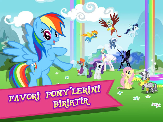 my little pony mod apk indir