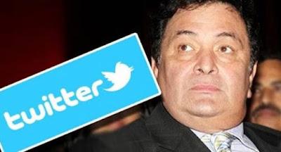 FIR filed against Rishi Kapoor for posting 'indecent' image on twitter