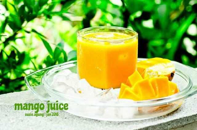 Mango Juice Ala Jessica Angelina