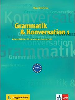 GrammatikKonversationA1  GrammatikKonversation A2  GrammatikKonversation B1
