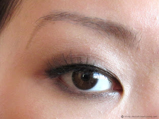 Fall Autumn Makeup Tutorial Lancome Anastasia Annabelle Ardell Estee Lauder Rimmel London Almay Clinique