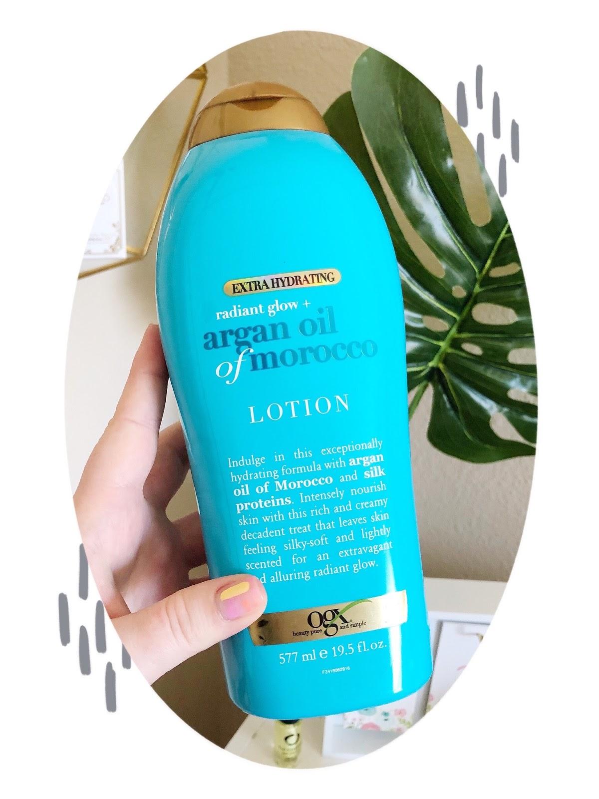 OGX Argan Oil Lotion