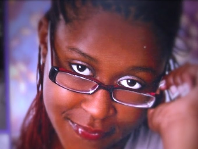 Taylor Robinson, 19, disappeared from her job as a home health aide in Akron, Ohio.