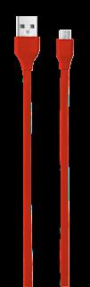 CAVO TRUST MICRO USB 1M 20137 ROSSO