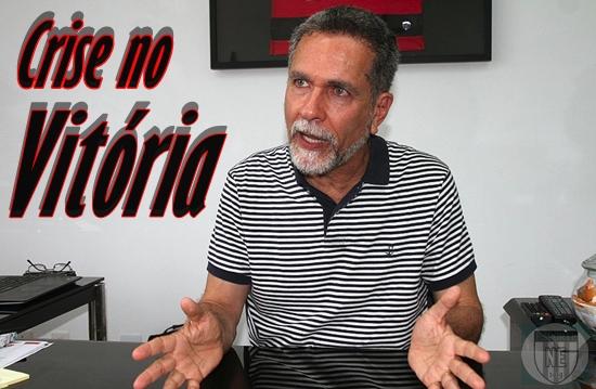 Crise que pode antecipar eleições do Vitória para maio