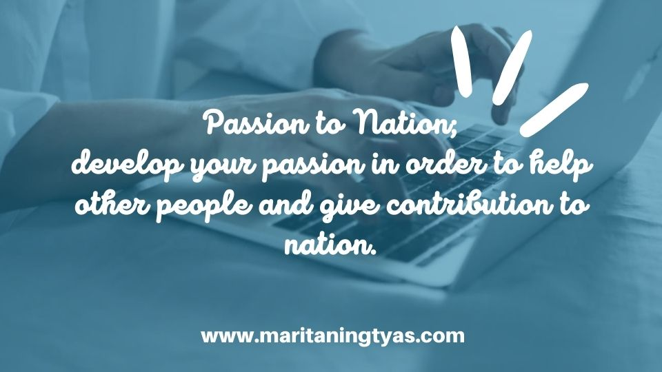 quote passion to nation