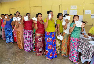 west-bengal-and-tripura-get-highest-81-percent-polling-in-first-phase