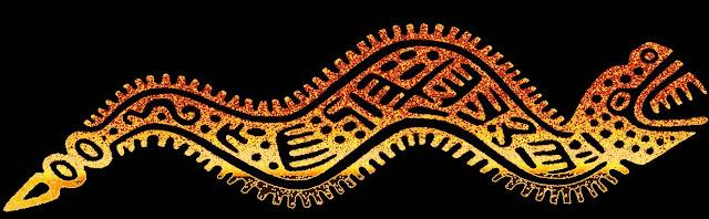 Inca Snake Symbol