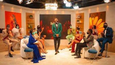Big Brother Naija Reunion - Tacha And KimOprah Face Off