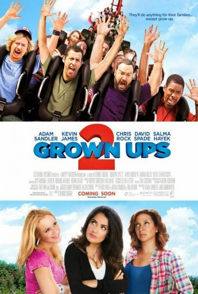 Grown Ups 2 ขาใหญ่ วัยกลับ ภาค 2 [HD][พากย์ไทย]