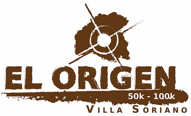 Ultramaratón El Origen 100k - 50k - 21k - 10k (Villa Soriano corre, Soriano, 28/ago/2016)