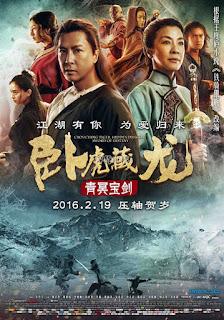 Crouching Tiger Hidden Dragon: Sword of Destiny (2016) พยัคฆ์ระห่ำ มังกรผยองโลก 2: ชะตาเขียว [Soundtrack บรรยายไทยคุณภาพ]