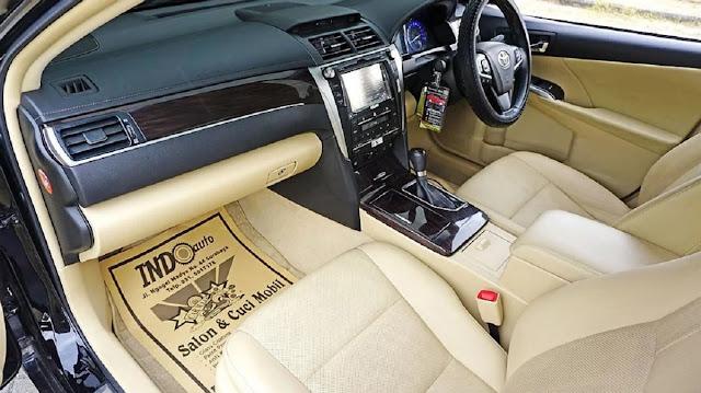 kabin camry hybrid