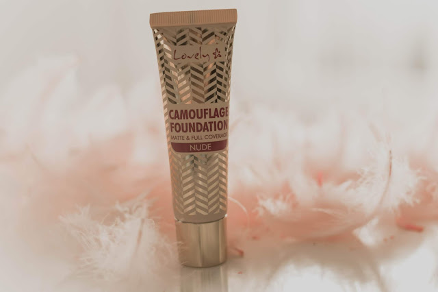 Lovely Camouflage Foundation
