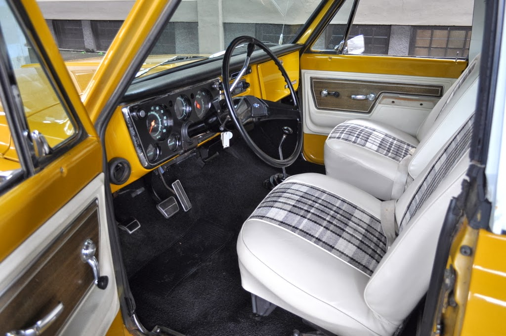 1972 Chevrolet K5 Blazer 4X4 | Auto Restorationice