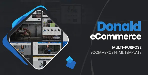 Best Ultimate eCommerce HTML Template