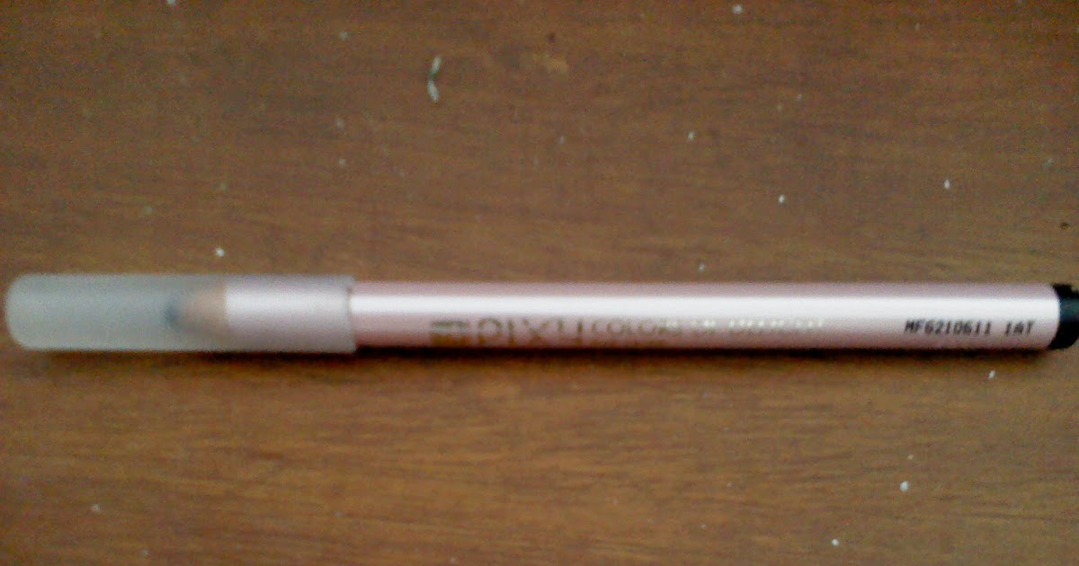 Dhewie's Notes: Pixy Eyeliner Pencil Review