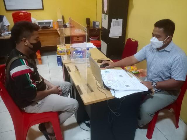 Karyawan Leasing Gelapkan Uang Nasabah, Diamankan Sat Reskrim Polresta Banyumas