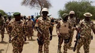 The Nigerian Army Is Planning To Shut Down Over Pandemic Of Coronavirus