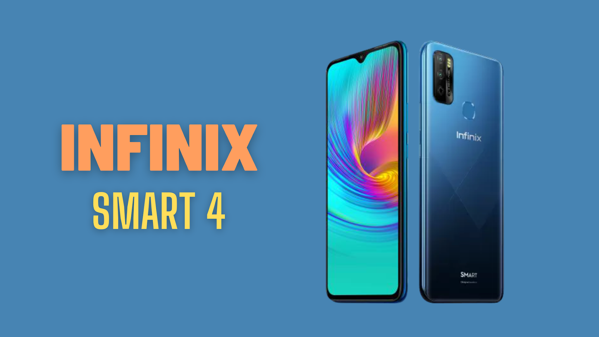 Infinix Smart 4 Specifications Features and Price in India