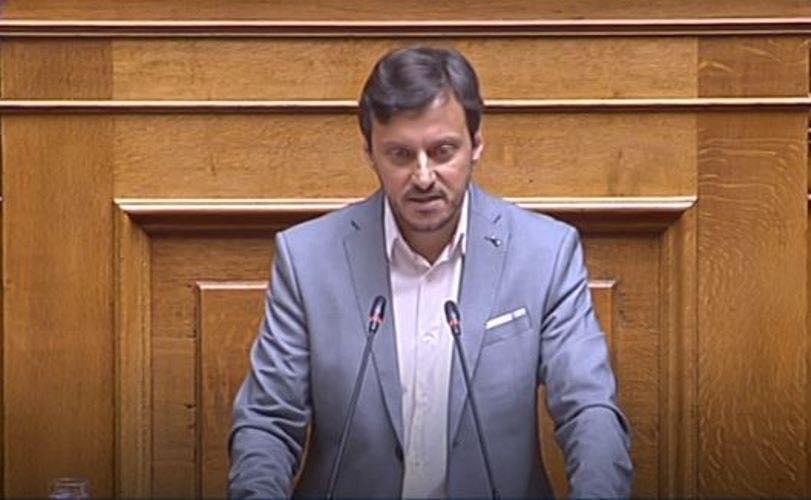 Κοινοβουλευτική Αναφορά  του Βουλευτή Απόστολου Πάνα για πρόωρη λήξη καρτών Συμβολαιακης Γεωργίας  που  κατήγγειλε ο Αγροτικός Συνεταιρισμός Καλύβων Χαλκιδικής.