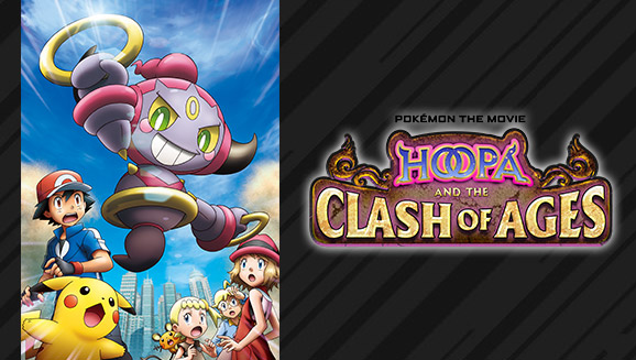 Myanime Tv Pokeorigin Pokemon The Movie 18 Hoopa And The Clash