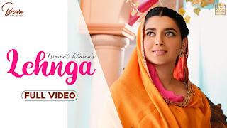 Lehnga Lyrics -Nimrat Khaira