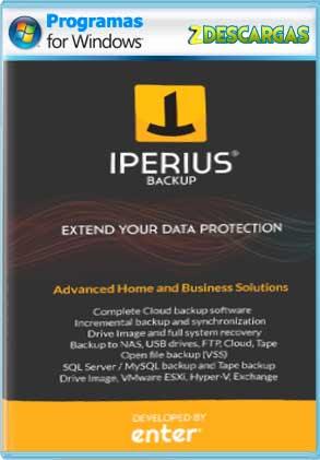 Iperius Backup Full (2021) Multilenguaje Español [Mega]