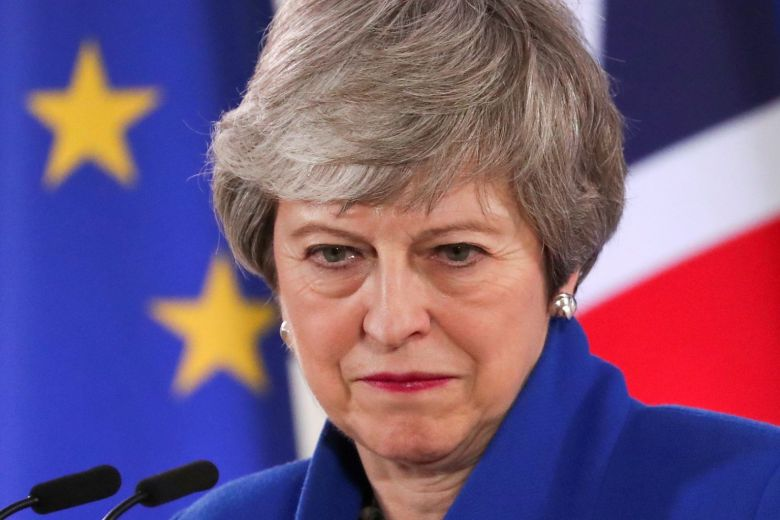 Theresa resigns as Britain's Prime Minister