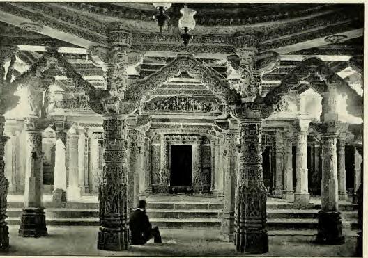The Dilwara Temples, Mount Abu